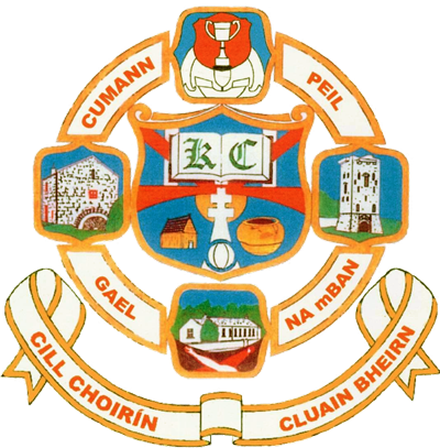 Kilkerrin/Clonberne Ladies Football Club Crest